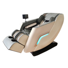 New 2021 Best Price Electric 3D Zero Gravity Shiatsu Massage Chair with SL Track