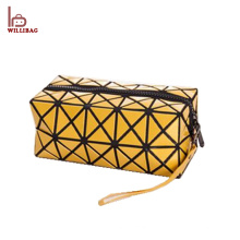 Fancy Lady Makeup Bag PVC Bolsa de viaje de cosméticos