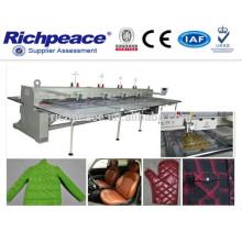 Máquina de costura automotiva automática de padrões de alta velocidade