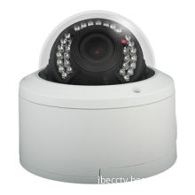Vandal-proof CCTV IR Dome Camera with Metal Housing, 1/3-inch Sony CCD, 420/480/520/600/650TVL