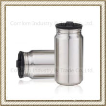 350ml Stainless Steel Vacuum Cola Canteen