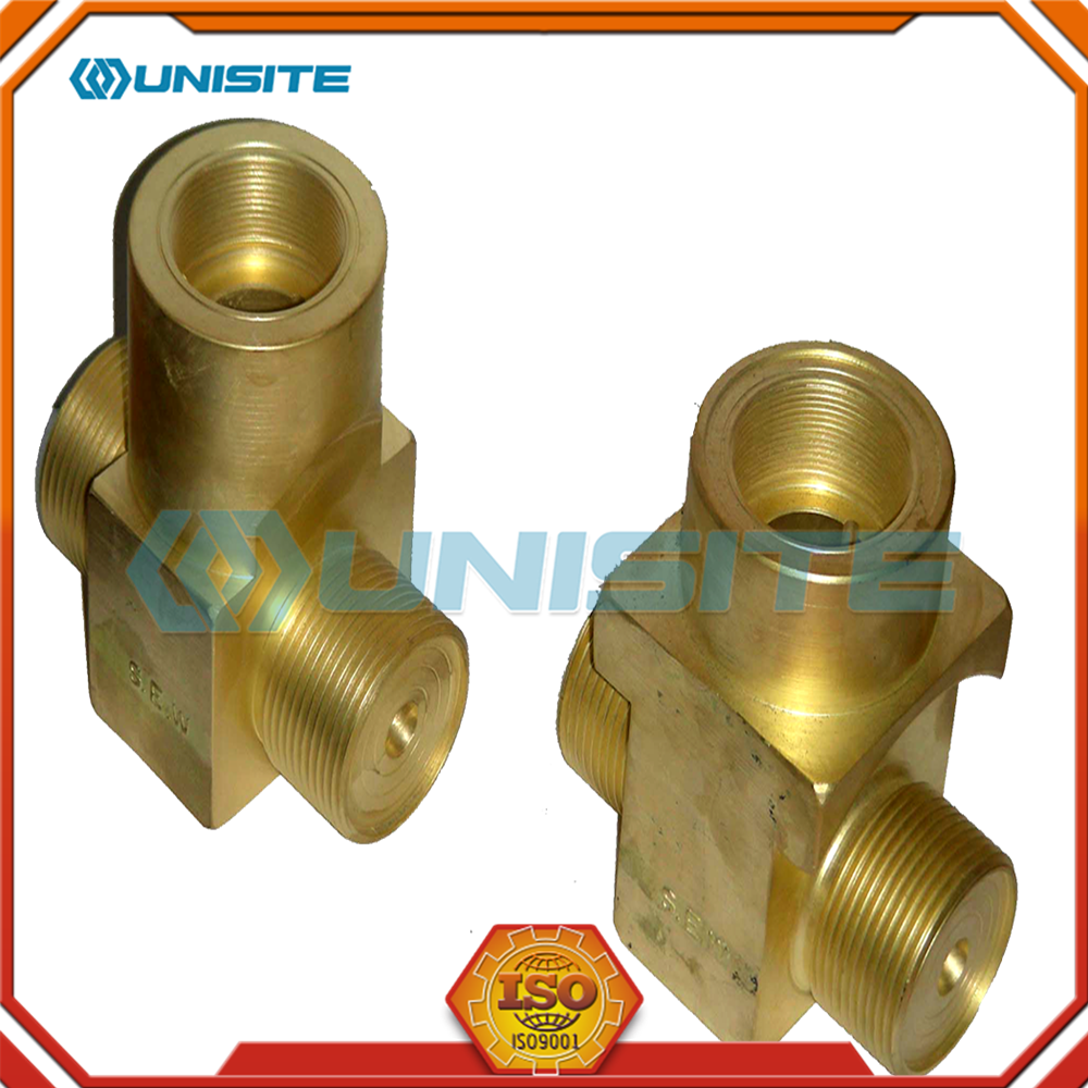 High Pressure Brass Forging Part