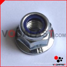 Nylon Lock Hex Flange Nut