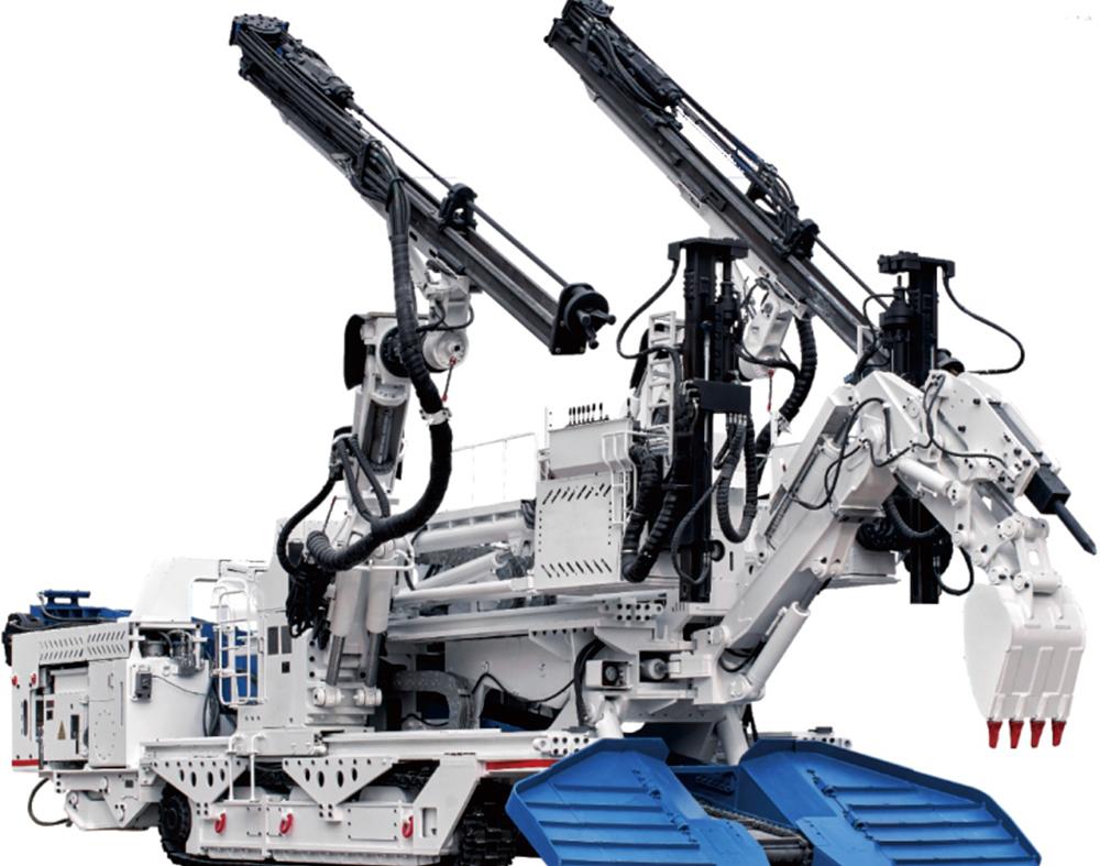 Loader Integrated Machine