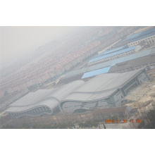 Steel Space Frame Roof Sport Hall Basketball Court Gym