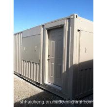 Низкая стоимость дом контейнера плоского пакета для Сбывания