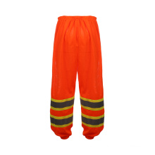 2016 Hot Sale Work Pants Reflective with High Quality 100% Polyester Mesh