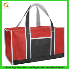 Non Woven Polypropylene Duffel Bag, Custom Design Is Ok