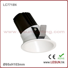 Commercial Lighting High Power LED COB Downlight 8W LC7718n
