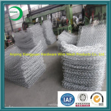 2014 Hot For Sale and Durable Galvanized Stone Gabion Cage