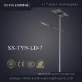 Chine 5 ans de garantie 30W-180W réverbère solaire de LED