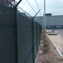 Hot sale anti climb airport fence