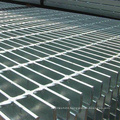 Hot Dipped Galvanized Steel Grating, Stair Treads, Bar Grating