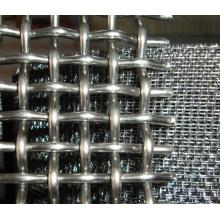 Écran en fil à sertir / acier inoxydable