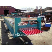 760 Types Roll Forming Machine/Corrugated Tile Forming Machine