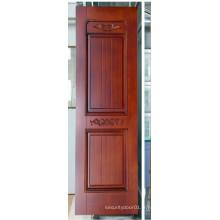 Porte en bois d'intérieur de haute qualité
