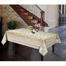 Readymade Tablecloth With Lace Edge