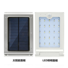 3.5W solar motion sensor lights wall lights