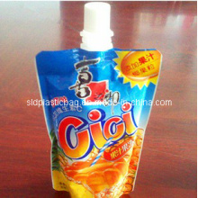 Spout Pouch for Juice Packaging (L146-S)