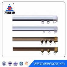 High Quality Aluminum Curtain Rail Track Profiles