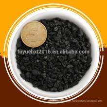Kohlenstoff- und Koksfiltermaterial des hohen Kohlenstoffs und des niedrigen Schwefels für Verkauf