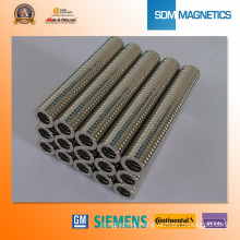Certificated Strong Permanent Neodymium Ring Magnet