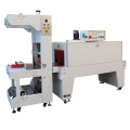 Semi automatic shrink wrapping machine for water bottle
