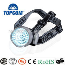 53 led powerful lumens led headlamp for outdoor activity