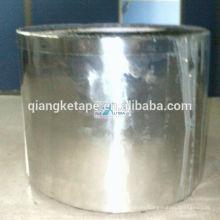 Cinta anticorrosiva de caucho butílico Polyken lámina de aluminio