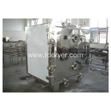 YZG/ FZG Model Food Industrial Low Temperature Vacuum Tray Dryer