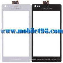 Сенсорный экран для Sony Xperia М C1905 C1904 Дигитайзер