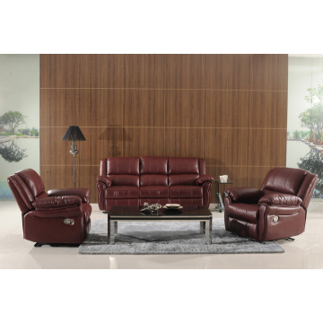 Electric Recliner Sofa USA L&P Mechanism Sofa Down Sofa (C872#)