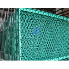 Malla de metal elástico de alta calidad (fábrica)