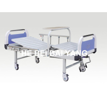 a-95 Movable Double-Function Manual Hospital Bed