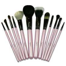 Kits de escova de lábios delineador Pincel de maquiagem