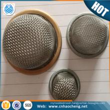 Water tap mesh cap strainer /tub mesh strainer