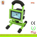 Mr-Fd-10W Portable Rechargeable Automotive Caution LED Flood Light with Ce/RoHS/SAA