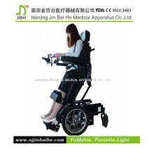 High Quality Guarantee Power Standing Wheelchair