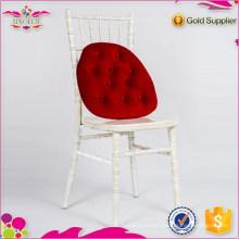Jantar cadeiras tiffany cadeira de chaivari de madeira de alta qualidade