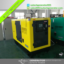 High quality!Small 50kw Shangchai diesel generator with SC4H95D2 engine