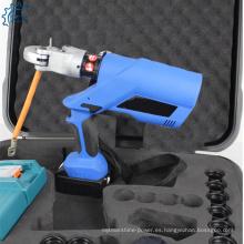 Herramienta de prensado hidráulica de moda yqk-240 batería de unidad integral de corte