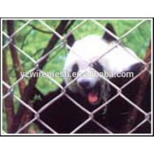 Hochwertiger Edelstahl Draht Kettenglied Zaun in China gemacht