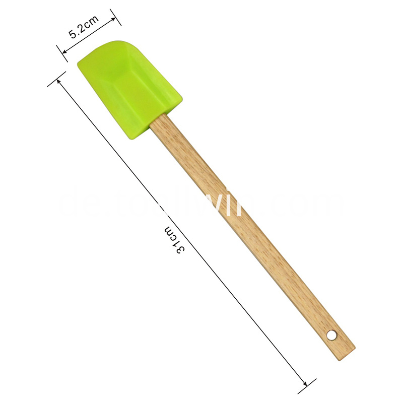 Wooden Handle Spatula