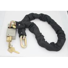 Cadeado em aço com corrente (CP)