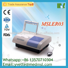 MSLER03M Wholesale Price Microplate Reader for ELISA Elisa Microplate Reader with 10.4 inch color LCD