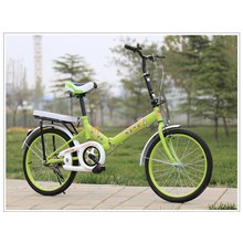 "14"" 16"" 20"" Single Speed Disc Brake Alloy Foldable Folded Folding Bike"