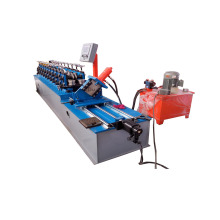 C/U Integrated Stud And Track Roll Forming Machine