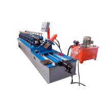 Máquina formadora de rodillos y rieles integrados C / U