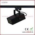 Cor preta superfície de alta potência 10w 30w jóias display display luz LED faixa de luz (lc2210)