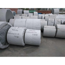 Low Price  EP/ NN 80-500 Fabric Specs Oil Resistant Rubber Conveyor Belt For Coal Mining